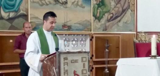 Primera Eucaristía Robin - Parroquia El Altet