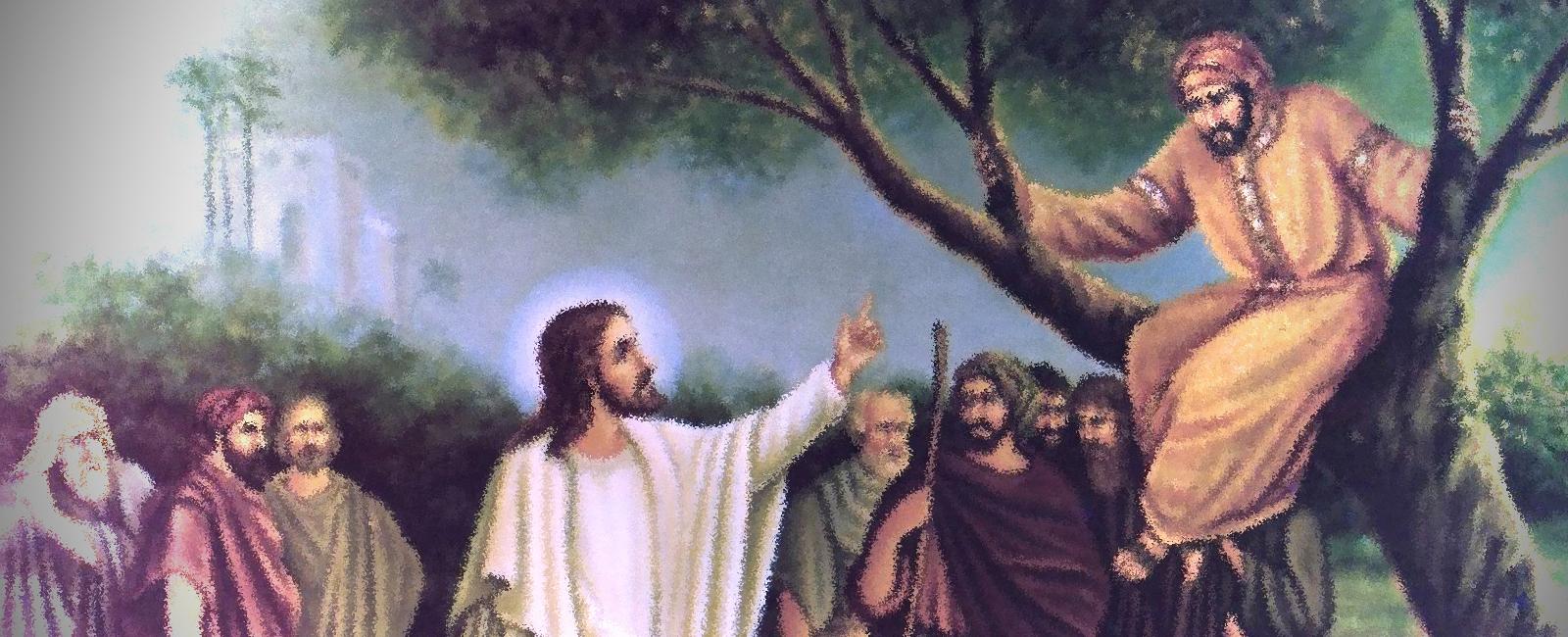 Parroquia El Altet - Evangelio Domingo 3 de Noviembre 2019
