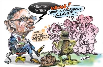 Image result for GL peiris cartoons