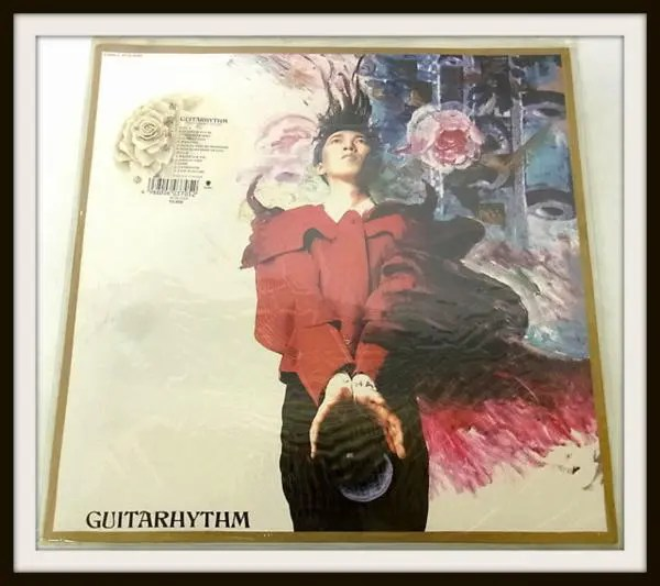 LP/布袋寅泰 GUITARHYTHM ギタリズム