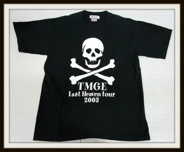 Last Heaven tour 2003 Tシャツ/THEE MICHELLE GUN ELEPHANT