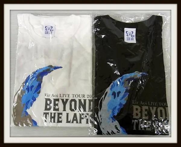 藍井エイル BIYOND THE LAPIS Tシャツ