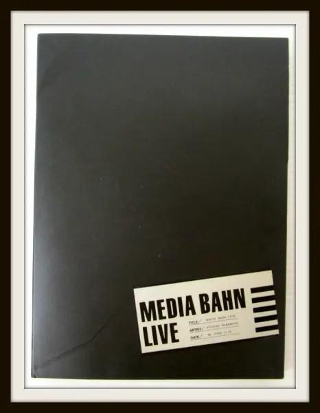 DVD 坂本龍一 MEDIA BAHN LIVE デジパック仕様
