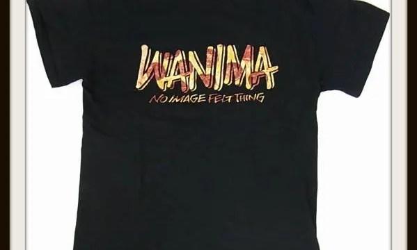 WANIMA ピザ柄 Tシャツ PIZZA OF DEATH 2