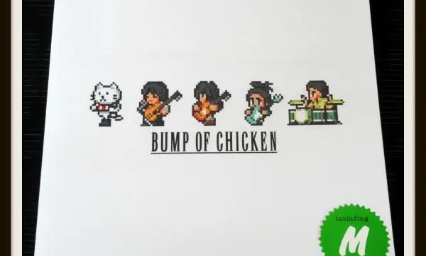 BUMP OF CHICKEN FF コラボ Tシャツ ピンズボックス