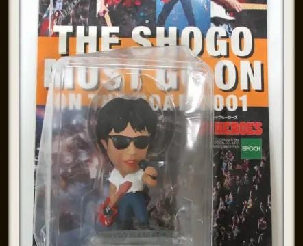 浜田省吾 on the road 2001the shogo must go on ロックバージョンフィギュア