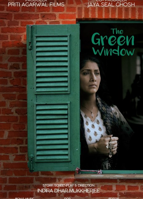 Jaya Seal Ghosh makes a comeback as an actor and also debuts as Producer with The Green Window