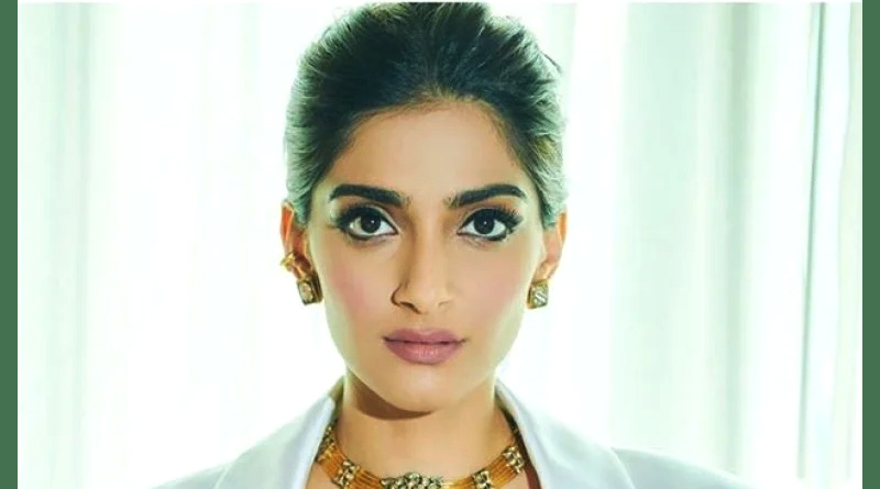 Here is what Sonam Kapoor did after someone asked how much she was paid for her Eid post   Sangbad Pratidin