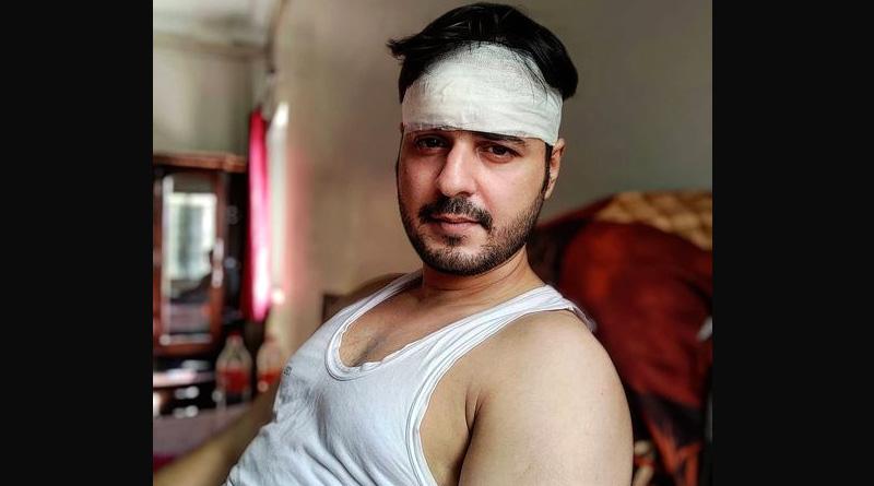 Bengali actor Neil Chatterjee injured   Sangbad Pratdin