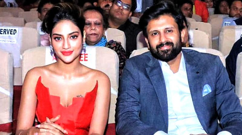 Nikhil Jain reacted sharply on Nusrat Jahan's 'live in relationship' Statement | Sangbad Pratidin