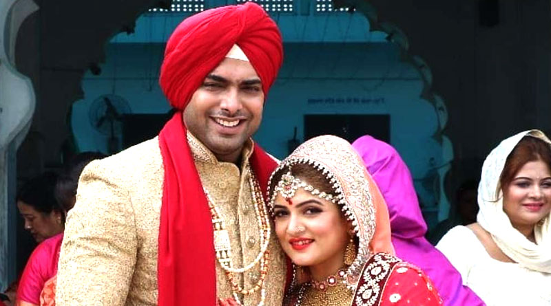 Roshan Singh wants to live with wife Srabanti Chatterjee? | Sangbad Pratidin