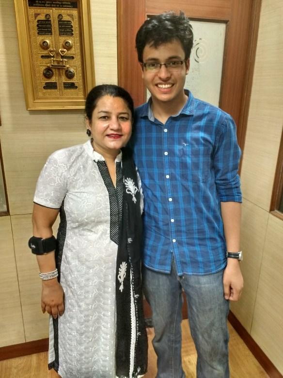Rohin Garg & Madam