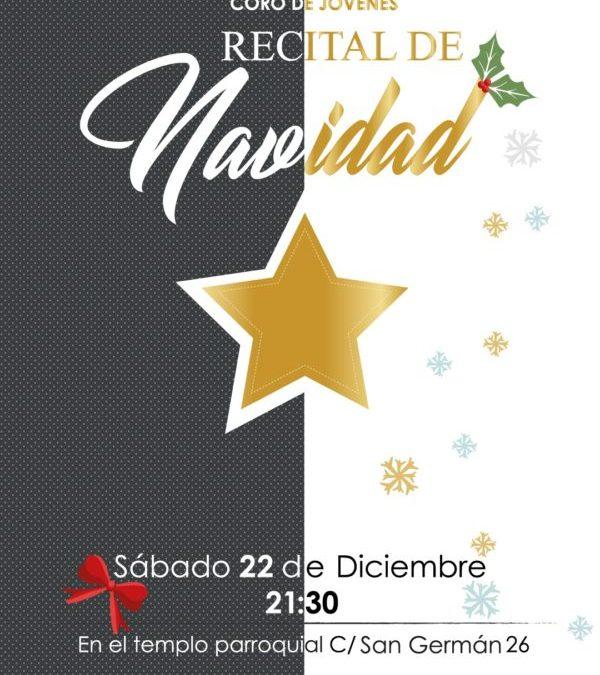 Recital de Navidad