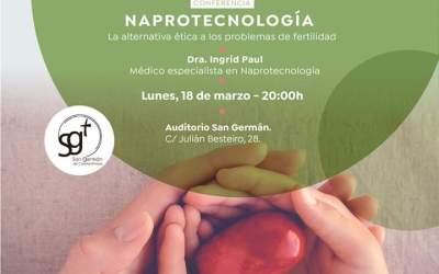 Aula San Germán. Naprotecnología