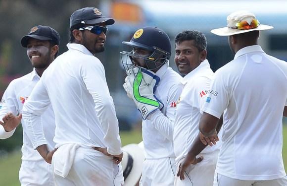 श्रीलंकाले पहिलो टेस्टको पाँचांै तथा अन्तिम दिन शनिबार बंगलादेशमाथि २ सय ५९ रनको सानदार जित