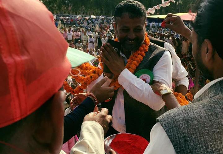 राजेन्द्र महतोको सदभावना पार्टी विभाजित,सह महासचिव राजु गुप्ता, युवा मञ्चका केन्द्रीय इन्चार्ज योगेन्द्र राय यादवसहित १५ सय भन्दा बढी कार्यकर्ताहरु फोरम नेपालमा प्रवेश