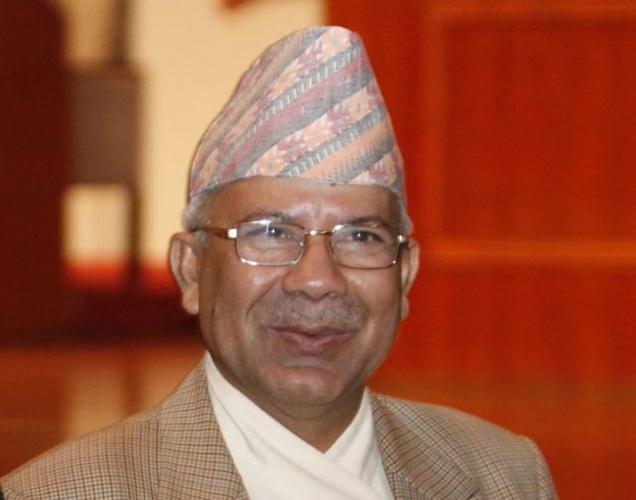 जायज माग छ भने मधेशी मोर्चाको सम्बोधन निर्वाचनपछि बिचार गरौला-माधवकुमार नेपाल