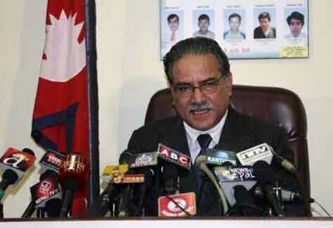 प्रधानमन्त्री प्रचण्डले आज विशेषसम्बोधन गर्दै राजीनामा दिने