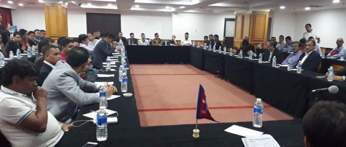 गैर आवासिय नेपाली संघ (NRNA)मलेसियाले विभिन्न नेपाली जातीय संघ संस्थाहरु तथा निकायहरुसंग सहकार्य गर्ने
