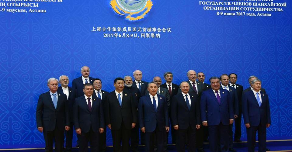 भारत बन्यो पाकिस्तान सँगै चीन प्रभुत्व शघांई सहयोग संगठनको सदस्य राष्ट्र