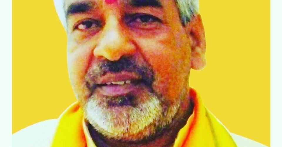भारतको चीन र पकिस्तानसँग तत्काल सहकार्य हुदैन: भाजपा नेता दिनेश उपाध्याय