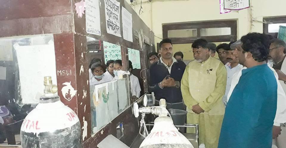 मंत्री सोनलदवारा जनकपुर अस्पतालमा छडके, ४० कर्मचारीमा ९ उपस्थित, ३१ लाइ अब के हुन्छ ?