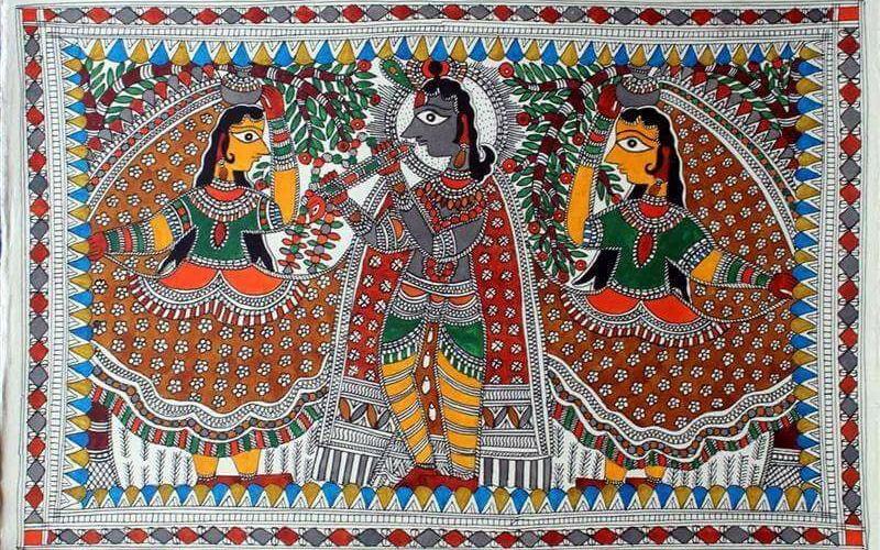 सीता जन्मेको भूमि र मिथिला चित्रकलाको वर्तमान अवस्था र भविष्य