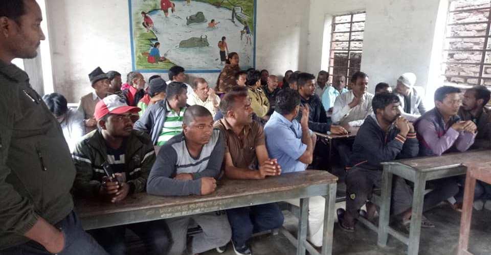 फोरम नेपाल बिराटनगर-१५ मा साहको अध्यक्षतामा ३१ सदस्य अधिवेशन तैयारी कमिटी गठन