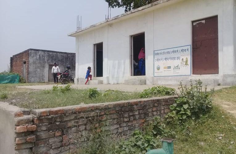 शौचालयबिहिन सर्बसाधारणलाई कारबाही गर्ने कृष्णनगर नगरपालिका आफै शौचालय बिहिन