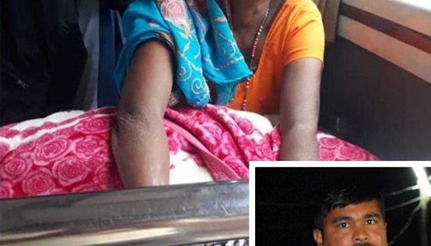 लाचार कम्युनिष्ट सरकार जनताको समस्या बुझिदिनुश ! बाटोमै नेपालीको मृत्यु हुदैछ – झा