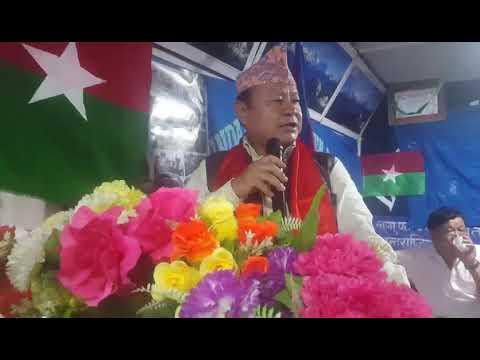 कांग्रेस र कम्युनिष्ट मुलुक हाँक्न सक्दैनः उपाध्यक्ष चेम्जोङ
