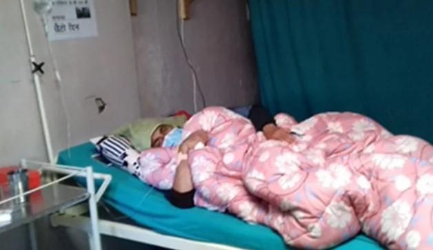 स्लाइन चढेको डा.केसीको मुटुमा समस्या, अवस्था जटिल, अर्को अस्पताल रेफर, सरकार मौन