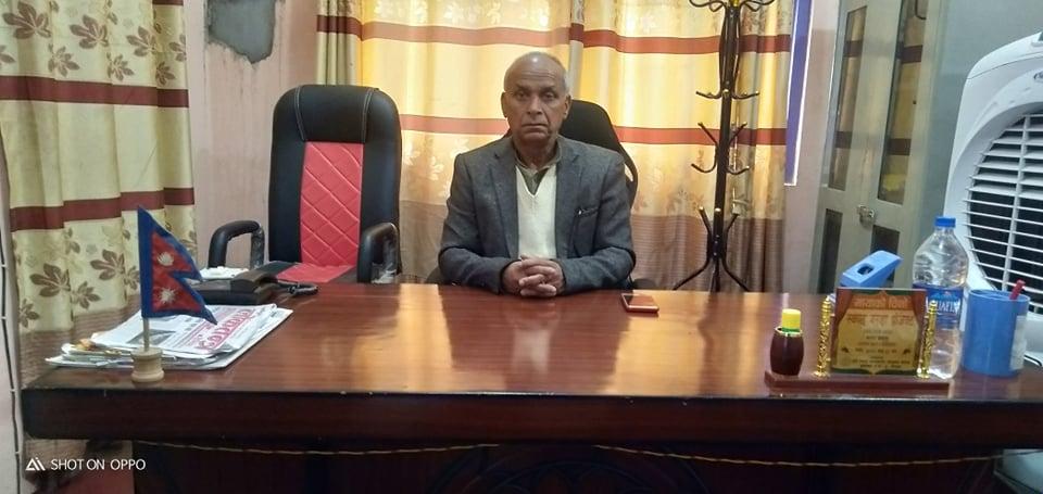 स्वार्थ पुर्ति नहुँदा उपमेयर जयसवाल कार्यालय प्रमुखको विरोध गर्न थालेको मेयर यादवको आरोप