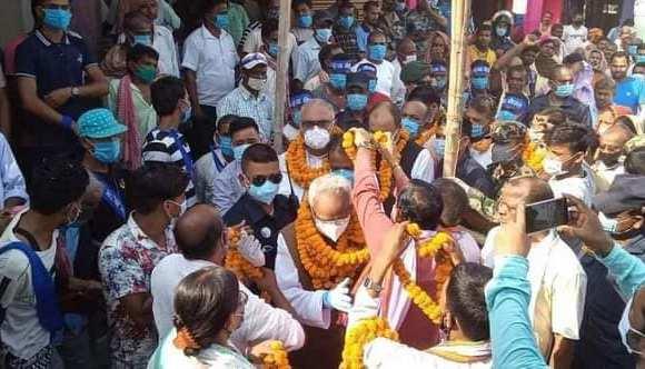 प्रदेश २ मा जसपाको जय जयकार, हजारौले गरे पार्टी प्रवेश, कांग्रेश-नेकपाको पसल बन्द हुने संकेत