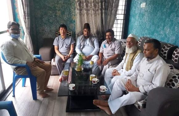 राष्ट्रीय मदरसा संघ नेपाल द्वारा ईद उल अज़हां(बकरा ईद)को शुभकामना व्यक्त