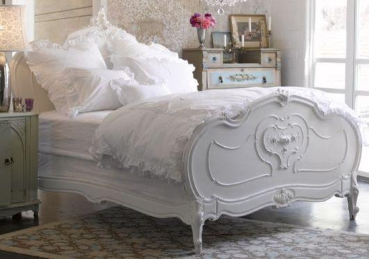 letto-principessa-arredo-arredo shabby-letto romantico-romantic shabby