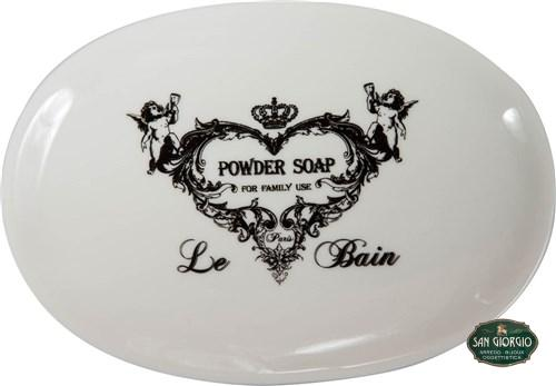 Set 4 pezzi le bain-serie powder soap for family use Paris