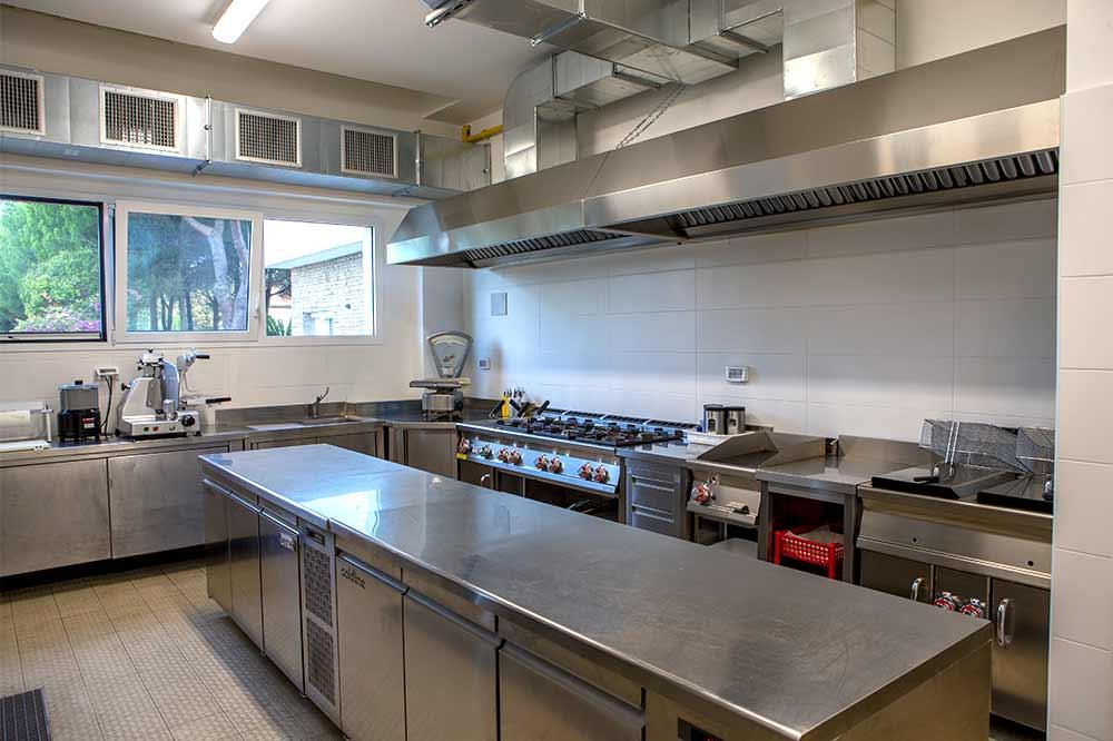Cucina casa San Giuseppe
