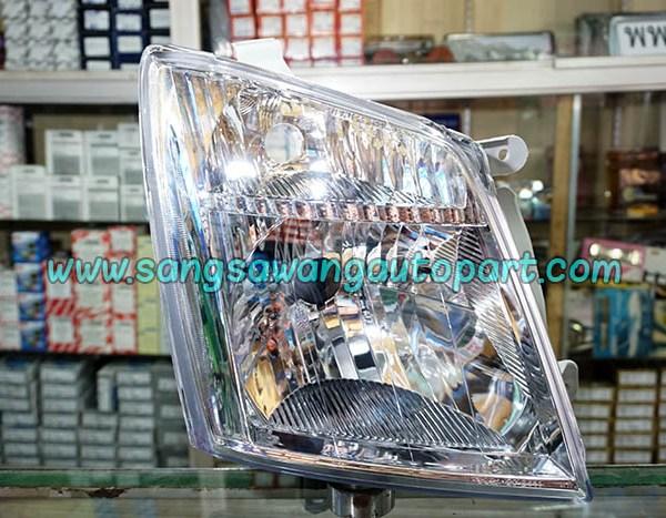 Headlight Dmax06