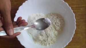 Pancake -salt