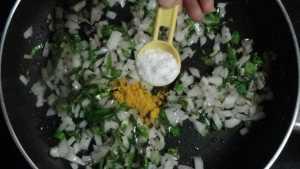 Potato bonda -salt