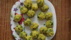 Potato bonda -balls