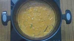 Paneer lababdar -boiled gravy
