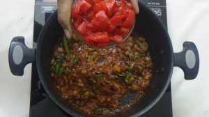 Chepala pulusu -tomato