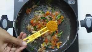 Thattapayaru kuzhambu -sambar powder