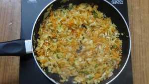 Samosa -cooked