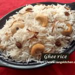 Ghee rice -thumbnail