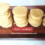 Oats cookies -thumbnail