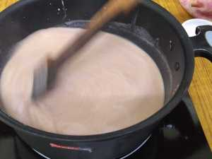 Ragi kali -stir quick