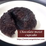 Chocolate moist cupcake -thumbnail